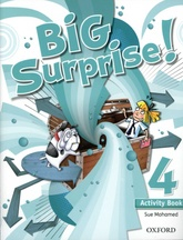 BIG SURPRISE 4 ACTIVITY BOOK