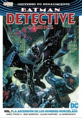BATMAN DETECTIVE COMICS 1