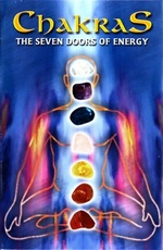 CHAKRAS THE SEVEN DOORS OF ENERGY ( LIBRO + CRISTALES )