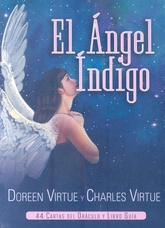 ANGEL INDIGO EL ( LIBRO + CARTAS )