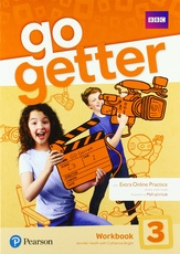 GO GETTER 3 WORKBOOK WITH ACCESS CODE FOR EXTRA ONLINE PRACTICE