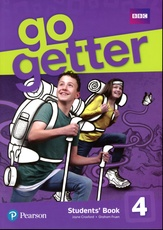 GO GETTER 4 STUDENTS' BOOK