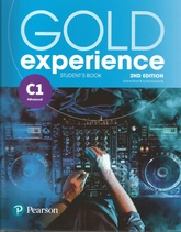 GOLD EXPERIENCE 2 EDITION C1 ADVANCED STUDENTS' BOOK