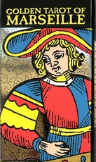 GOLDEN TAROT OF MARSEILLE ( LIBRO + CARTAS )
