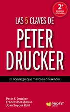 5 CLAVES DE PETER DRUCKER 2/ED
