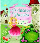 PRINCESS PUZZLES (PB) - PUZZLE ADVENTURES