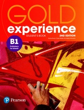 GOLD EXPERIENCE B1 ST.BOOK 2/ED