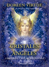 CRISTALES Y ANGELES ( LIBRO + CARTAS ) ORACULO