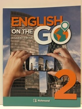 ENGLISH ON THE GO 2 STUDENTS BOOK
