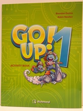 GO UP 1 ACTIVITY BOOK