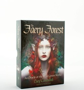 FAERY FOREST ( LIBRO + CARTAS ) ORACULO