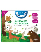 ABREMENTE MINI ANIMALES DEL BOSQUE