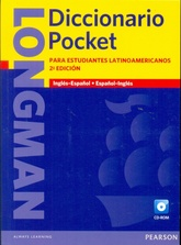 DICC ESTUDIANTIL LATINOAM POCKET INGLES/ESPAÑOL C/CD