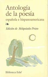 Antologia de la poesia española e hispanoamericana