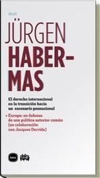 DERECHO INTERNACIONAL EN LA TRANSICION HACIA UN ESCENARIO POSNACIONAL, EL