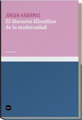 Discurso filosófico de la modernidad, El