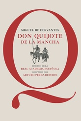 Don Quijote de la Mancha (Edición de la Real Academia Española)