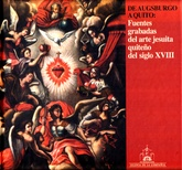 De Augsburgo a Quito: Fuentes grabadas del arte jesuita quiteño del siglo XVIII
