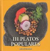 111 platos populares del Ecuador