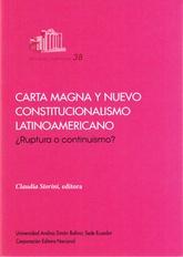 Carta Magna y nuevo constitucionalismo latinoamericano