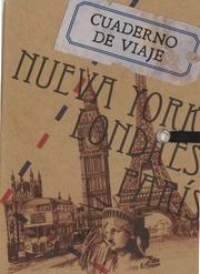 Tapa del libro Life Canvas - Cuaderno de Viaje