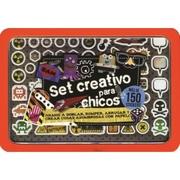 Tapa del libro Life Canvas - Mini Tins - Set Creativo para Chicos