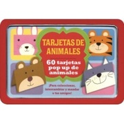 Tapa del libro Life Canvas - Mini Tins - Tarjetas de Animales