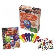 Tapa del libro Craft Factory: Globos Amistosos