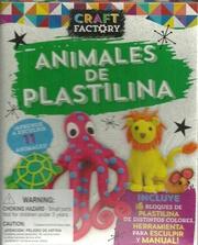 Tapa del libro Craft Factory: Animales de Plastilina