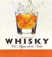 Tapa del libro Set de Regalo: Whisky el Agua de la Vida