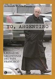 Tapa del libro Yo, Argentino