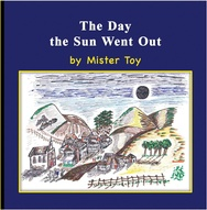 Tapa del libro The Day The Sun Went Out