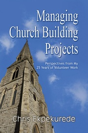 Tapa del libro Managing Church Building Projects