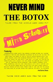 Tapa del libro Never Mind The Botox