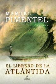 Tapa del libro El Librero de la Atlántida