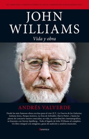 Tapa del libro John Williams: Vida y Obra