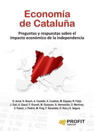 Tapa del libro Economía de Cataluña