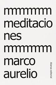 Tapa del libro MEDITACIONES O SOLILOQUIOS