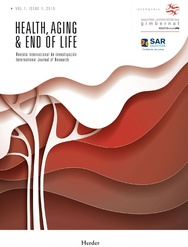 Tapa del libro Health, Aging & End Of Life. Vol. 1