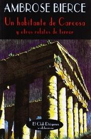 Tapa del libro UN HABITANTE DE CARCOSA Y OTROS RELATOS DE TERROR