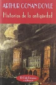 Tapa del libro HISTORIAS DE LA ANTIGUEDAD