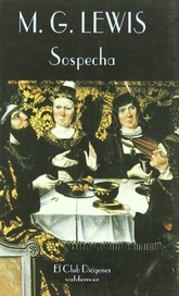 Tapa del libro SOSPECHA