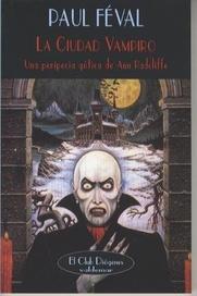 Tapa del libro LA CIUDAD VAMPIRO