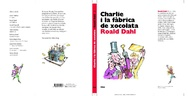 Tapa del libro Charlie I la Fàbrica de Xocolata