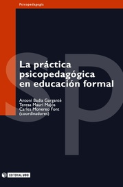 Tapa del libro La Práctica Psicopedagógica en Educación Formal