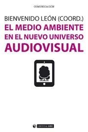Tapa del libro El Medio Ambiente en el Nuevo Universo Audiovisual
