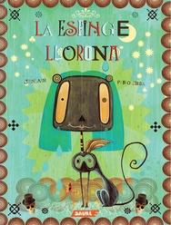 Tapa del libro La Esfinge Llorona