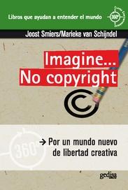 Tapa del libro Imagine no Copyright