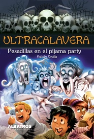 Tapa del libro Pesadillas en el Pijama Party Ebook