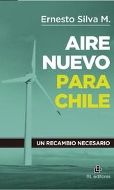 Tapa del libro Aire Nuevo para Chile